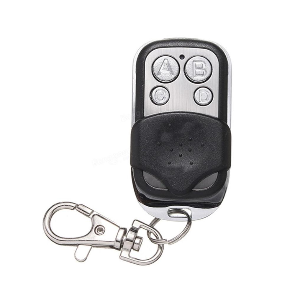 <font><b>Garage</b></font> <font><b>Door</b></font> Gate <font><b>Opener</b></font> Controller Mini Copy Code 4 Channel 433 MHz Universal <font><b>Remote</b></font> Control Cloning Duplicator Key Transmi image