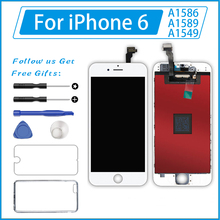 Mobile Phone LCDs Pantalla for iPhone 6