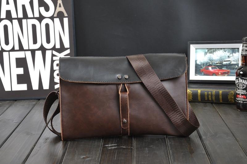 Men's Envelope Bag Casual Shoulder Bag File Package