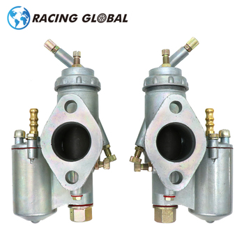 ALCON-Racing Ural CJ-K750 1 Pair Carburetor PZ28  For BMW K750 R50 R60/2 R69S R12 R1 R71 M72 Carburador