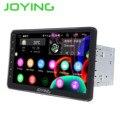 JOYING 10.1 inch IPS Scherm 2 din autoradio Android 8.1 Octa Core stereo audio radio speler 4 + 64GB ingebouwde 4G & DSP SWC GPS Kaarten