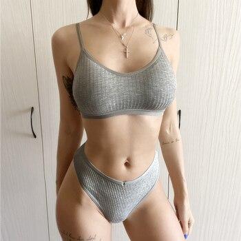Women Seamless Top Bra Bra Sets INTIMATES