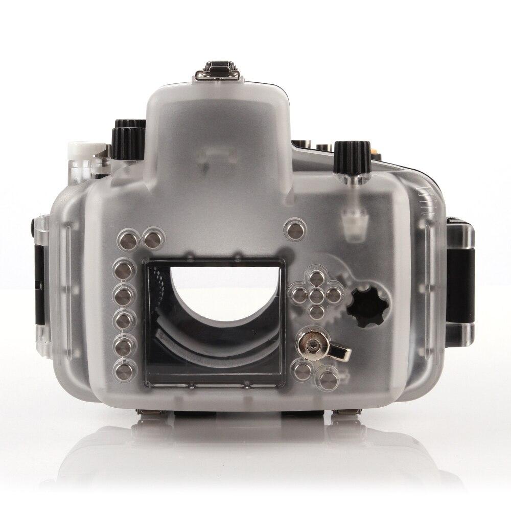 Image 4 - 40M Waterproof Diving Underwater Camera Housing Case For Nikon D7200 Camera 18 55mmcase for nikon40m waterproofunderwater camera housing -