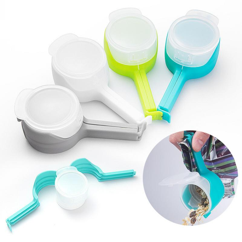 Cap Sealing-Clip Preserve Food-Preservation-Bag Kitchen-Storage Accesorio Household 1pcs