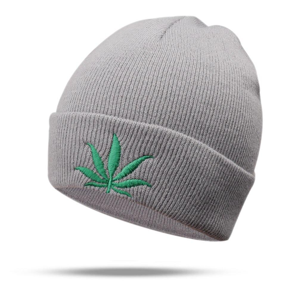 Weed Leaf Beanie 10