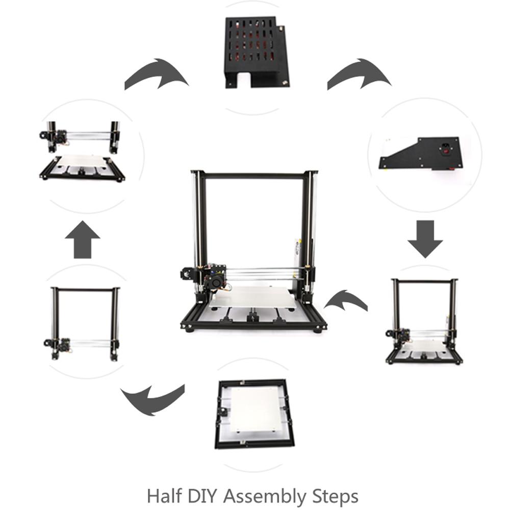 A8-Plus 3D Printer 14-01