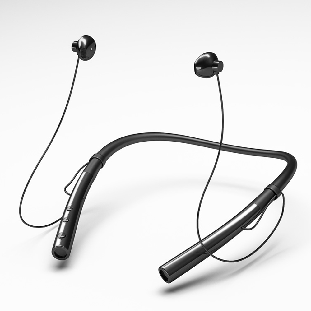 ALWUP Q14 IPX5 À Prova D' Água Esportes Fones De Ouvido Estéreo Bluetooth Fone de Ouvido Sem Fio Neckband com Microfone Handsfree Magnético para o telefone