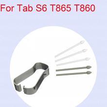 1 Набор пинцетов для удаления инструмент сенсорный стилус S ручка наконечник для Samsung Galaxy Tab S6 T860 T865/S6 Lite 10,4 SM-P610 SM-P615 P610