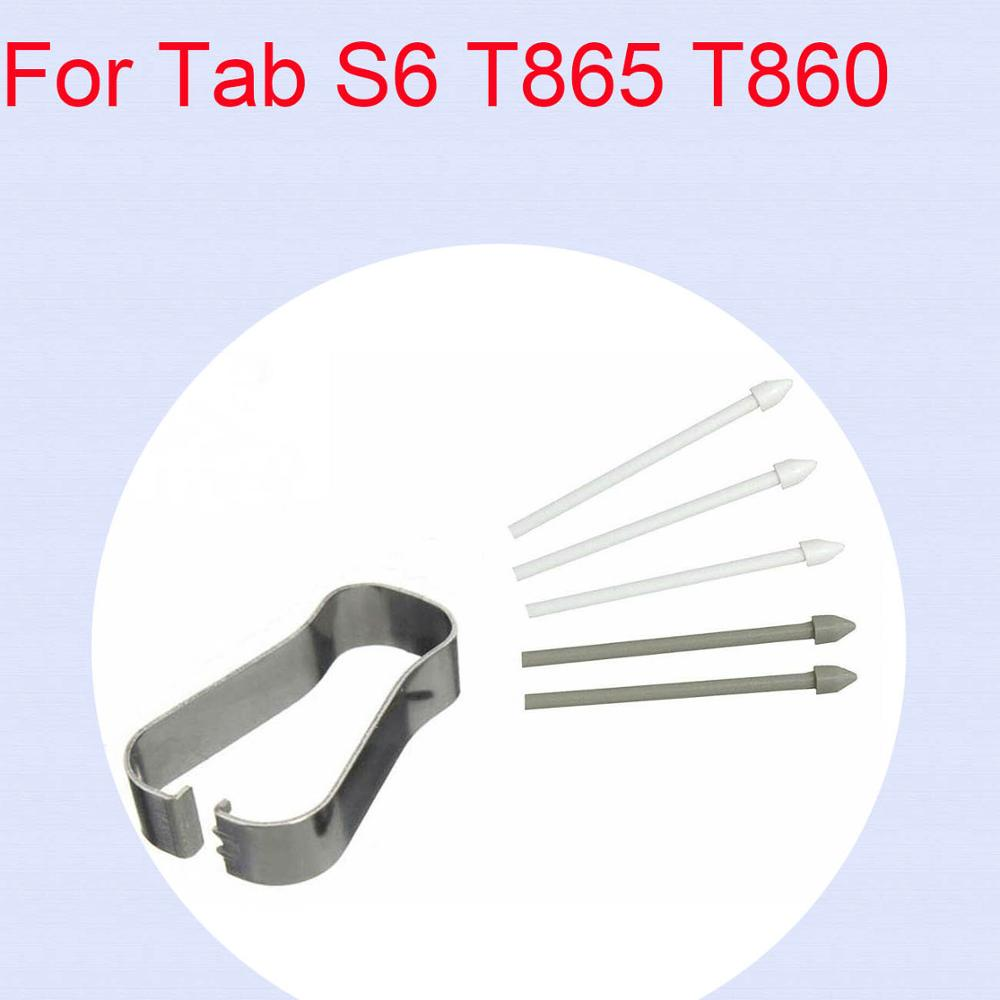 1SET Removal Tweezers Tool Touch Stylus S Pen Nib Tips For Samsung Galaxy Tab S6 T860 T865