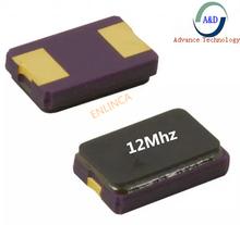 50 sztuk 12 MHZ 5*3 2mm 5032 2Pin SMD oscylator kwarcowy 12 M 12 000 mhz tanie tanio CN (pochodzenie) 12MHZ