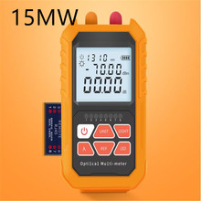 3in1  Optical Power Meter Visual Fault Locator Network Cable Test optical fiber tester, 15mw