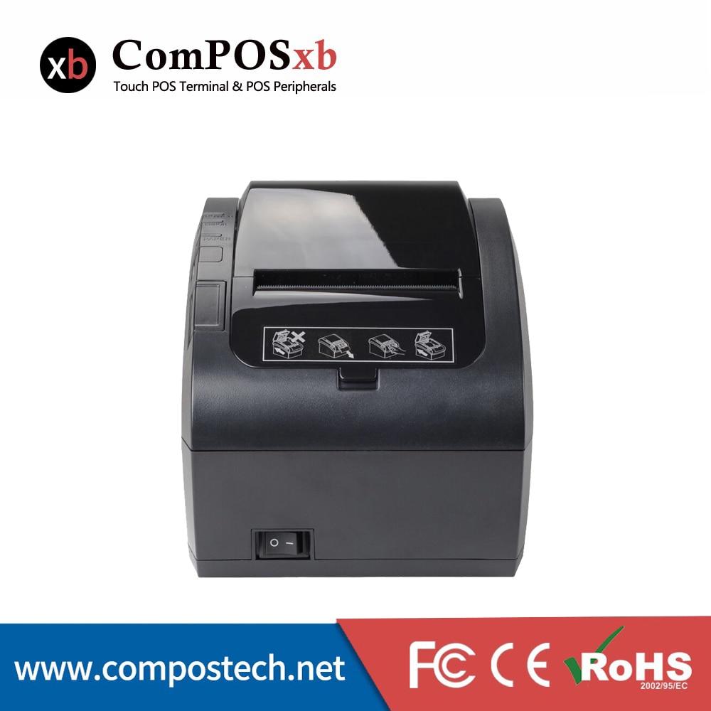 ComPOSxb haute qualité 80mm imprimante thermique noir à vendre