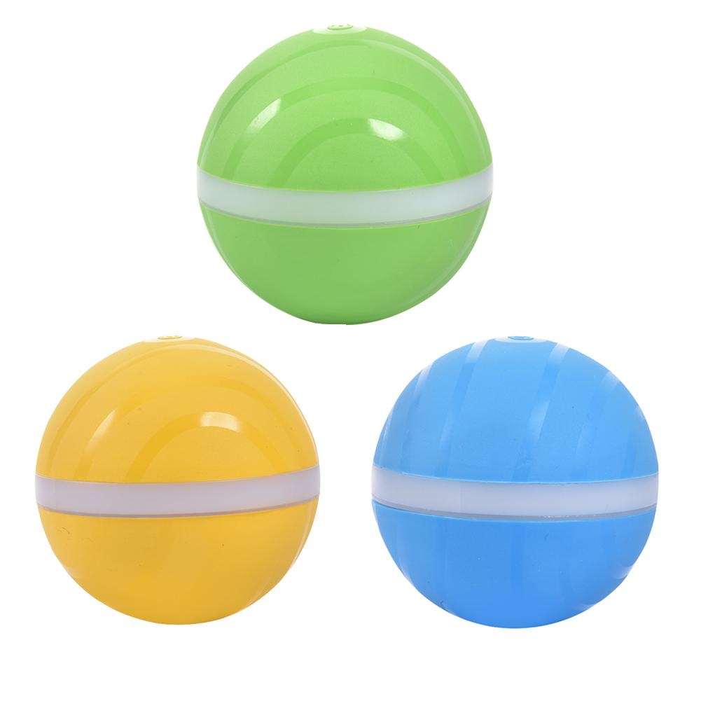 Electric Rolling Smart Pet Toy and USB Rechargeable Luminous Ball for Dogs/Cats 13