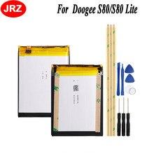 Para Doogee S80 batería de teléfono 10080mAh alta capacidad 3,8 V baterías de repuesto de alta calidad para Doogee S80 Lite Phone + herramientas