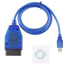 FTDI 2020 Newst + + + FT232RL שבב VAG USB כבל ממשק USB OBD OBD2 אבחון ממשק OBDII סריקת רכב אבחון כלי