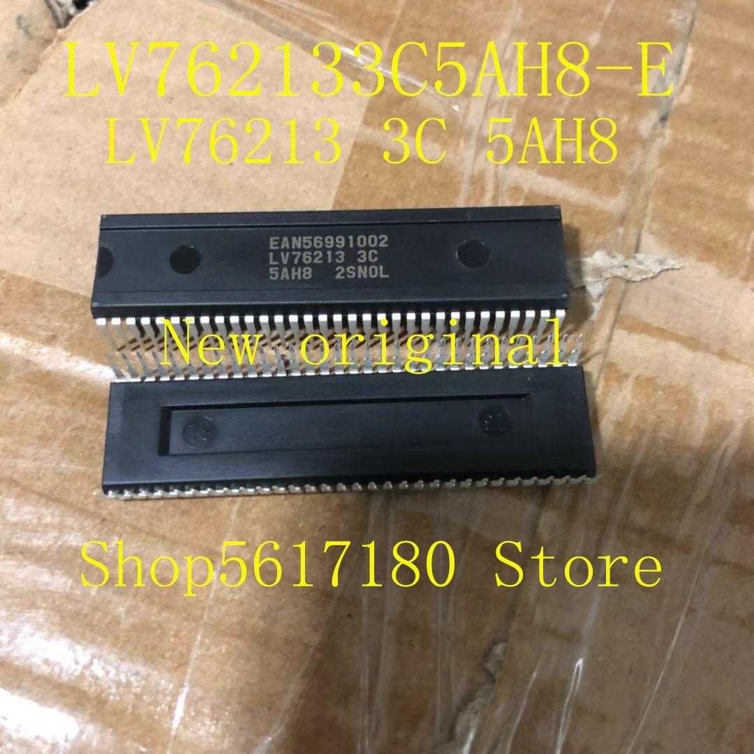 1PCS/LOT  LV762133C5AH8-E  LV762133C5AH8  LV76213 3C 5AH8 DIP-64 LV76213 DIP64 76213 New And Original