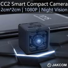 JAKCOM CC2 Smart Compact Camera Hot sale in Sports Action Video Cameras as action cam 4k 60fps kolluk actie camera(China)