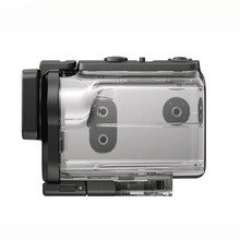 For Original MPK-UWH1 underwater housing For Sony Action cam FDR-X3000 HDR-AS300 HDR-AS50 waterproof case UWH1