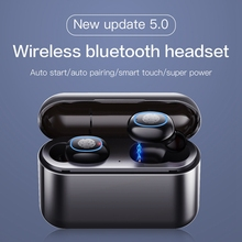 TWS 5.0 Bluetooth Earphone Wireless Headphones Bluetooth Earphone TWS Earbuds Sp