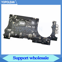 "Original 2,3 GHz ""Core i7"" 8GB Logic Board Für Macbook Pro Retina 15 ""A1398 Motherboard 2012 EMC 2512 MC975LL/EINE 820-3332-A(China)"
