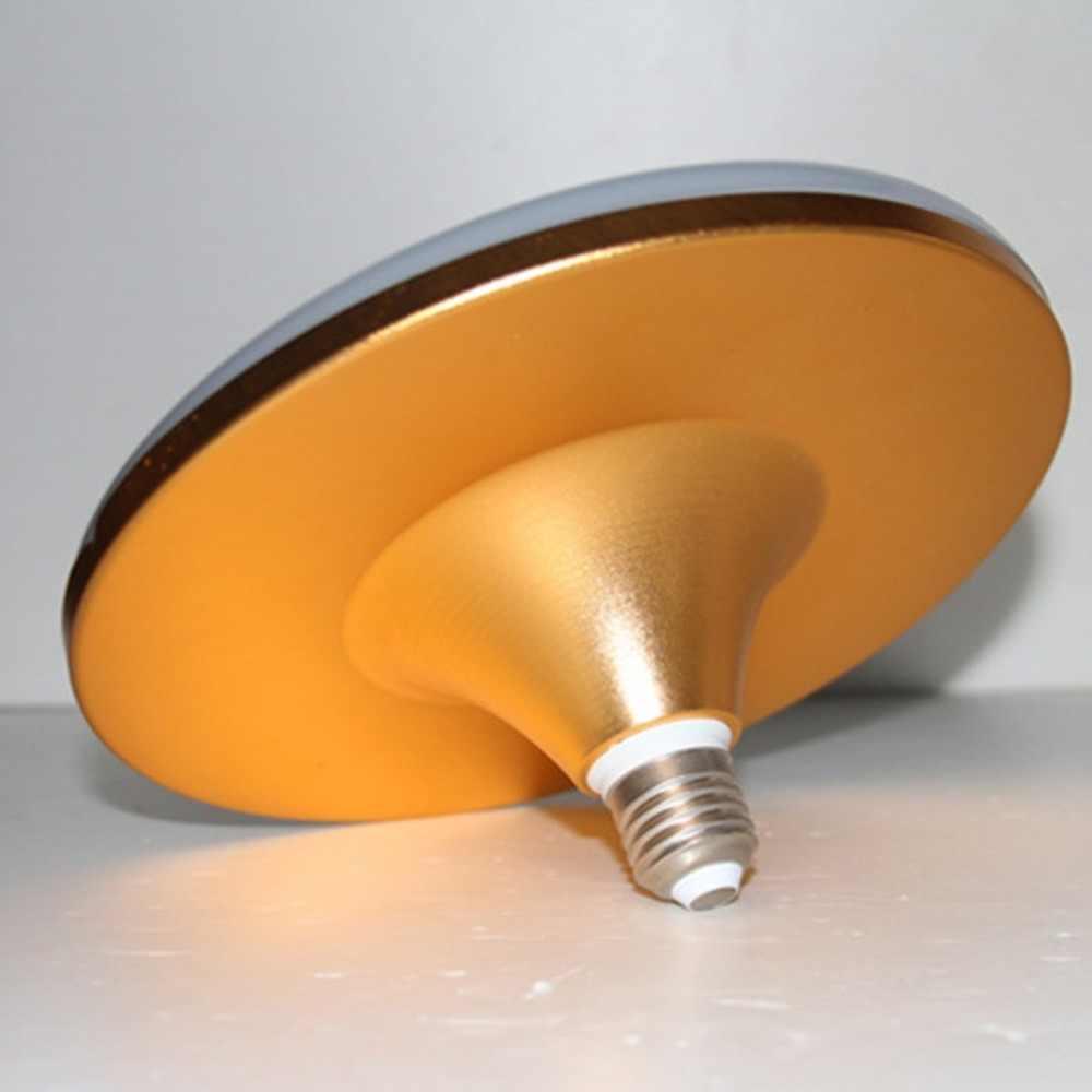 Tahan Air Tahan Debu Anti Nyamuk Aluminium Rumah Indoor Lampu Hemat Energi Lampu Ultra Tipis Berbentuk Bulat Efisiensi Tinggi