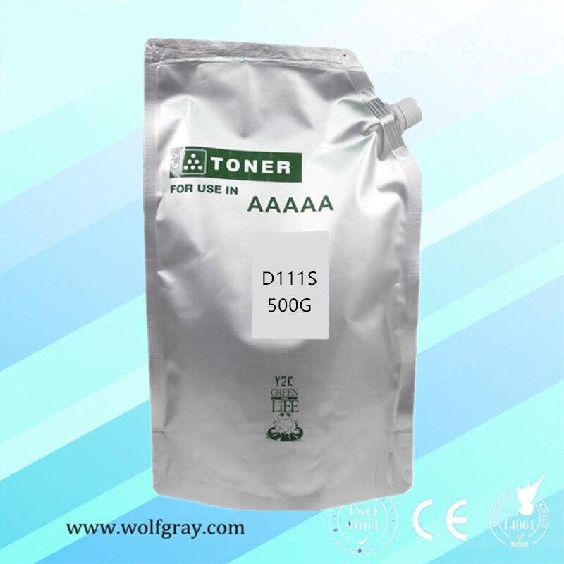 Compatible refill toner powder D111S 111S MLT-D111S  for Samsung M2020/M2020W/M2021/M2021W/M2022/M2022W/M2070/M2070W/M2070F