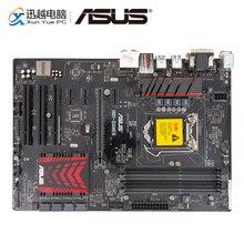 Asus H81 GAMER Scheda Madre Desktop H81 LGA 1150 Per Il Core i7 i5 i3 DDR3 16G SATA3 USB3.0 VGA DVI ATX originale Usato Scheda Madre