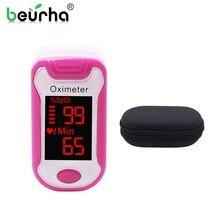 Household Oximeter Adult Fingertip Oximeter Finger Pulse Oximeter Heart Rate Monitor Oximetro De Dedo Pulsioximetro Health Care