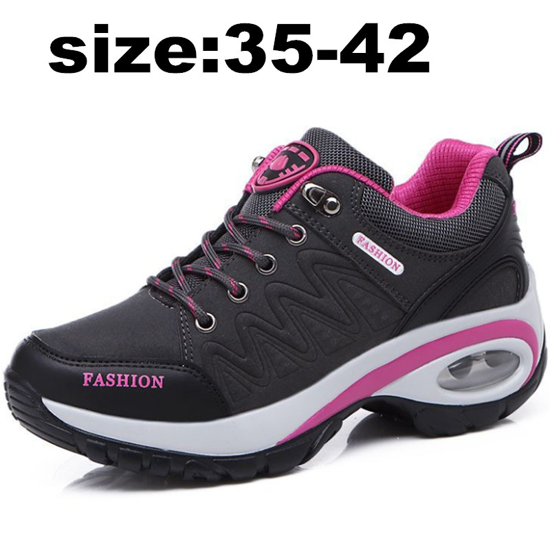 New Sport Running Shoes Woman Air Damping Designer Sneakers Women Platform Apartment Shoes On Foot Scarpe Donna Zapatos De Mujer