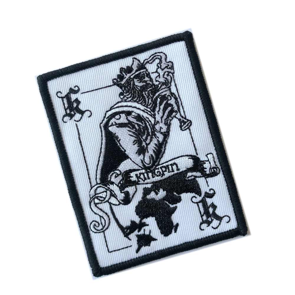 Create No Minimum Sewn-on Custom Embroidery Patches For Hats