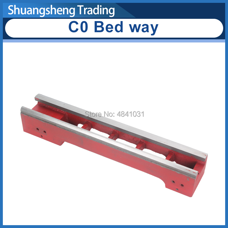 Bed Way SIEG C0-001 Bed Frame Lathe Spare Parts