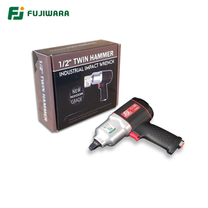 Image 4 - FUJIWARA Air Pneumatic Wrench 900N.M Industrial Grade High Torque Impact Power Tools