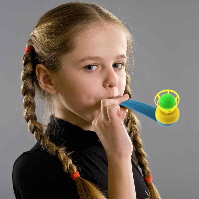 ลอย Blow ของเล่นเด็ก Rod เกมกระดานคลาสสิก Energy ทิศทางเด็ก BALANCE การฝึกอบรมลอยของเล่น