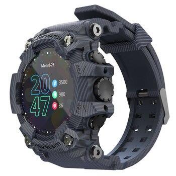 Έξυπνο Ρολόι για Άνδρες Γυναίκες Καρδιακός ρυθμός Παρακολούθηση Οξυγόνου Παρακολούθηση Άθλησης Σύνδεση android ios Οθόνη Αφής