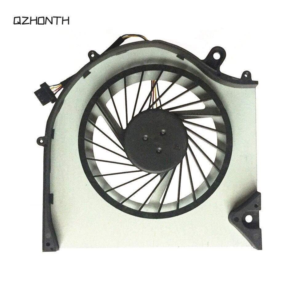 CPU & GPU Cooling Fan for EVGA SC15 Gaming Laptop (5)