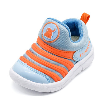 2020 Spring Baby Shoes Boy Girl Toddler Shoes Breathable Comfortable Infant Sneakers Fashion Soft Bottom Child Baby Shoes