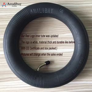 Image 3 - 10 Inches Updated Tire for Xiaomi M365 Scooter New Version Tyre Inflation Wheel Tubes Outer Tire for Xiaomi Pro Electric Scooter