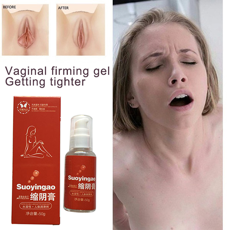 HOTSALE Fast Female Lubricant Relieve Vaginal Dryness Without Stimulation Water Soluble Lubricant Vagina Shrinking Gel.