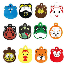Specal offer 10 pcs/pack 12 Chinese Zodiac Animals Tennis Damper Silicone Cute Tennis Racket Vibration Dampeners Shock Absorber
