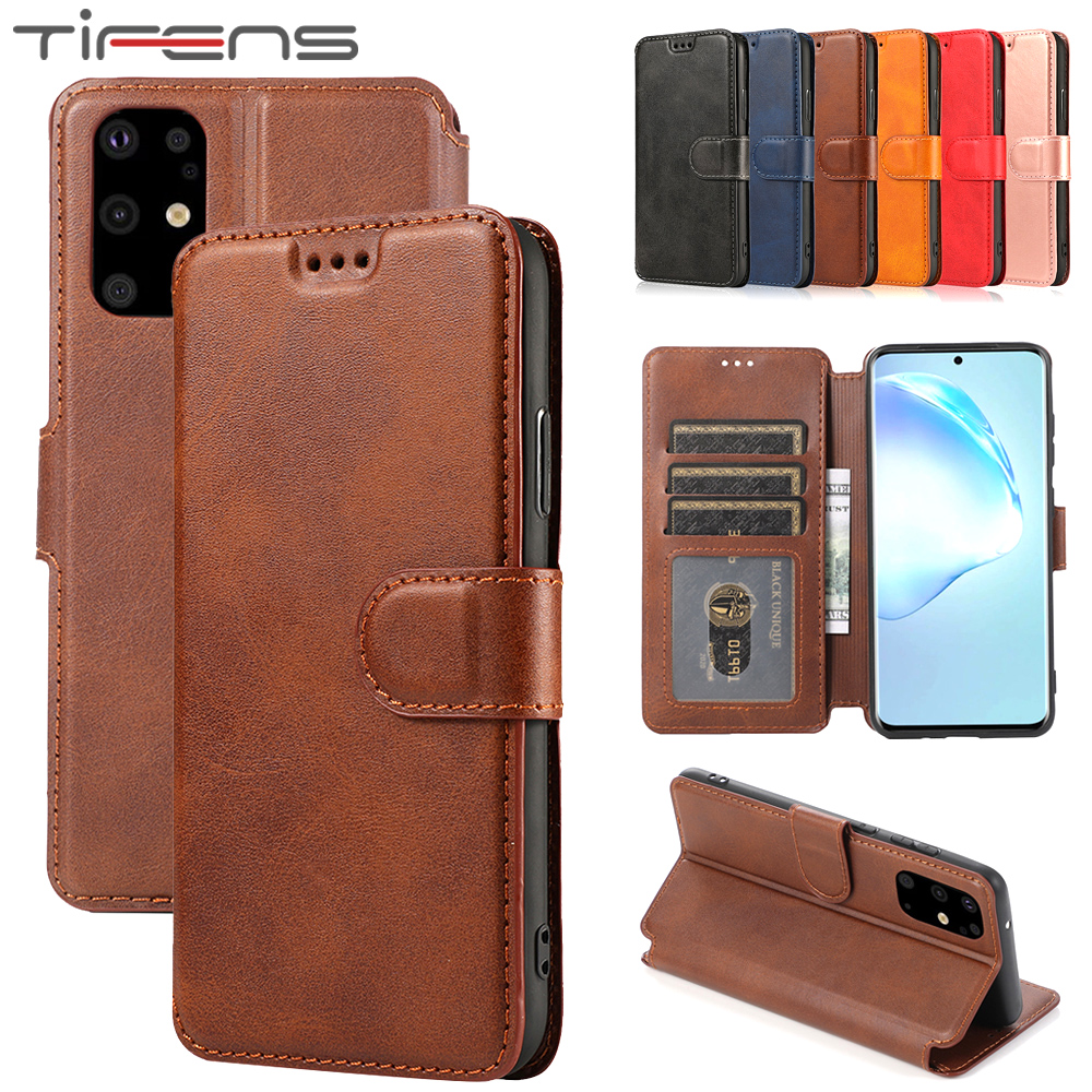 Wallet Leather Case For Samsung A51 A71 A52 A72 A32 A21S A42 A31 A41 S21 S20 FE S10 Note20 Ultra Plus A70 A50 A40 A30 A10 Cover