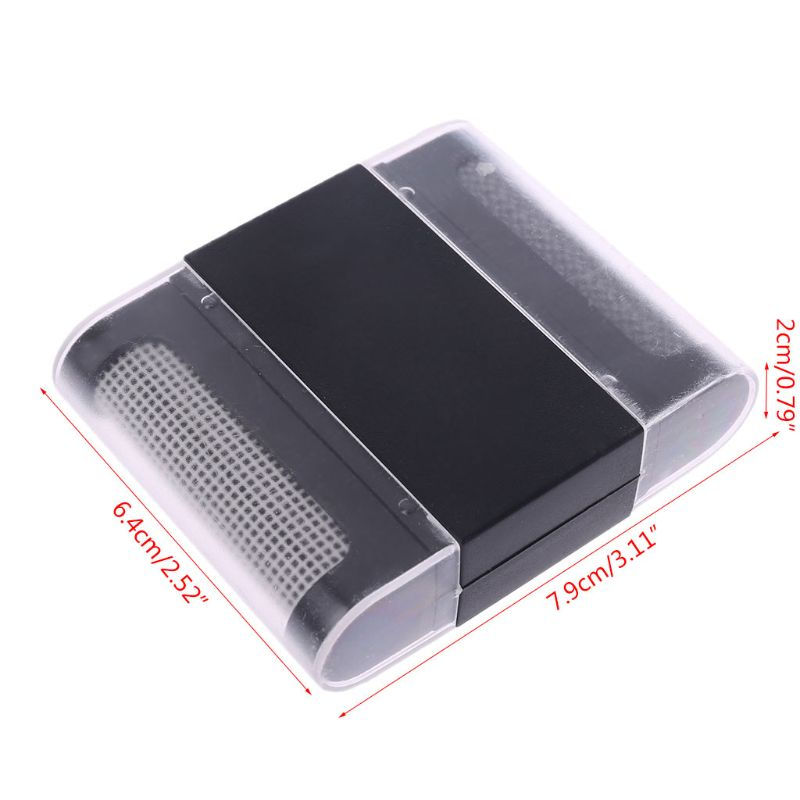 Mini Portable Fuzz Cloth Pill Lint Remover Wool Sweater Shirt Fabric Shaver Trimmer Household