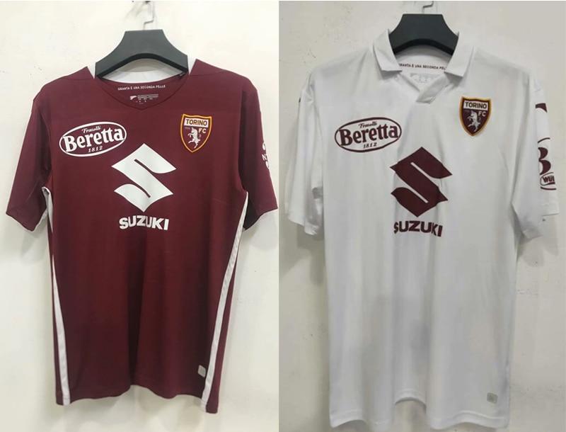 Camiseta de fútbol del equipo Torino FC, maglia da calcio, Turín, BELOTTI, IZZO, FALQUE, NKOULOU, 2020, 2021|Camisetas| - AliExpress