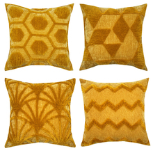 Velvet Woven cushion cover Tufted pillow cover Brown Moroccan Style Handmade for Home decoration Sofa Bed 45x45cm Geometric beige plaid cushion cover vintage colored dots moroccan style pillow cover 45x45cm home decoration zip open