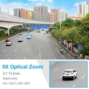 Image 2 - HI3516C+SONY IMX323 Outdoor Wireless Security Camera HD 1080P 5MP WIFI PTZ IP Camera 5X Zoom Auto Focus 2.7 13.5mm Onvif CamHi