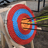 Outdoor Archery Target Board Archery Target archery Straw Target for Compound Bow Recurve Bow shooting