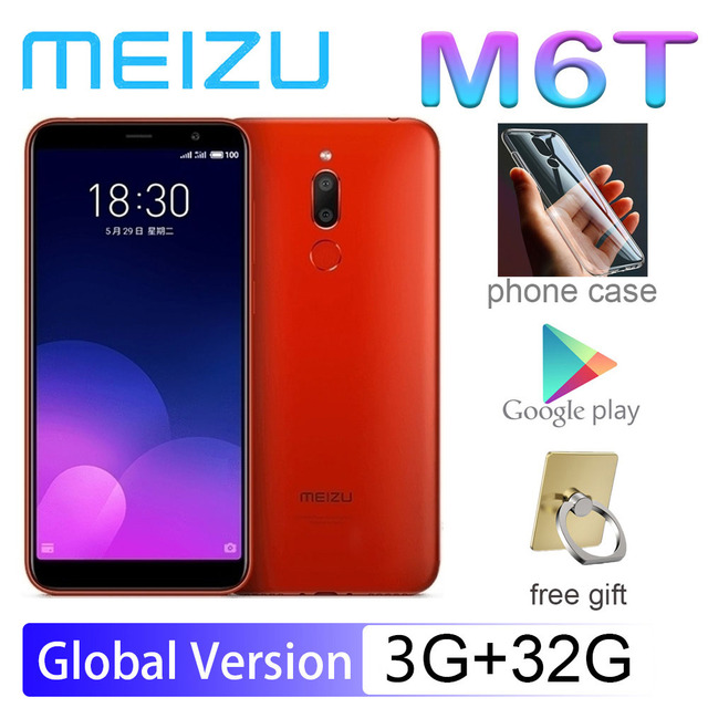 Smartphone 98%New MEIZU M6T 3G RAM 32G ROM 5.7'' Full Screen Global Version MT6750 Android 7.0 Cellphone 1