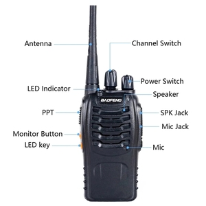 Image 5 - Baofeng BF 888S Radios Single Band UHF 400 470MHz Cheapest Two Way Radio Baofeng  Transceiver for Ham Hotel Driver BF888S Talkie