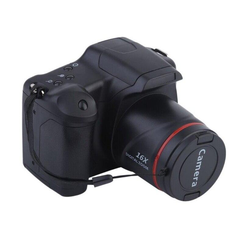 16MP HD 1080P Цифровая видеокамера SLR Камера Портативная цифровая камера 16X цифровая зум камера DV рекордер ТВ выход