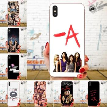 Girls Little Liars Spencer Hannah Silicone Shell Cover For LG K50 Q6 Q7 Q8 Q60 X Power 2 3 Nexus 5 5X V10 V20 V30 V40 Q Stylus image