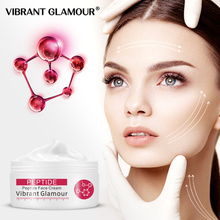 VIBRANT GLAMOUR Argireline Pure Collagen Day Cream Care Anti-wrinkle Face Firming Anti Aging Acne whitening beauty